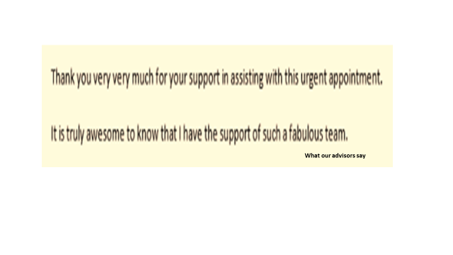 What our advisors have to say